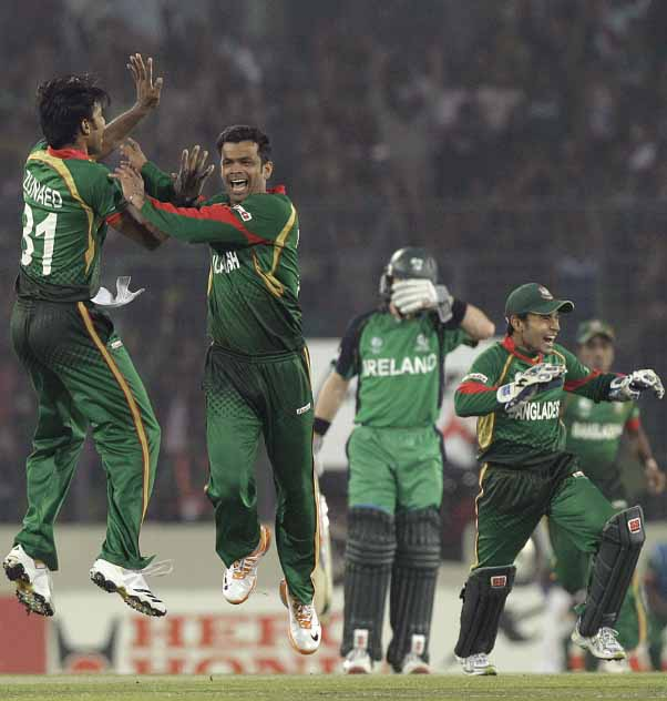 bangladesh cricket team's victory against ireland