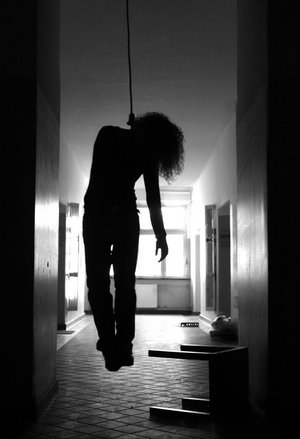 suicide - problem of the world