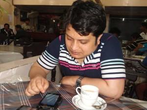 blogger ananta bijoy das